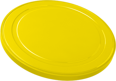 Infant Milk Powder Can Cover 102C yellow